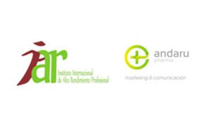 IAR (Instituto de Alto Rendimiento Profesional) y Andaru Pharma se alían en el área de formación para el sector healthcare